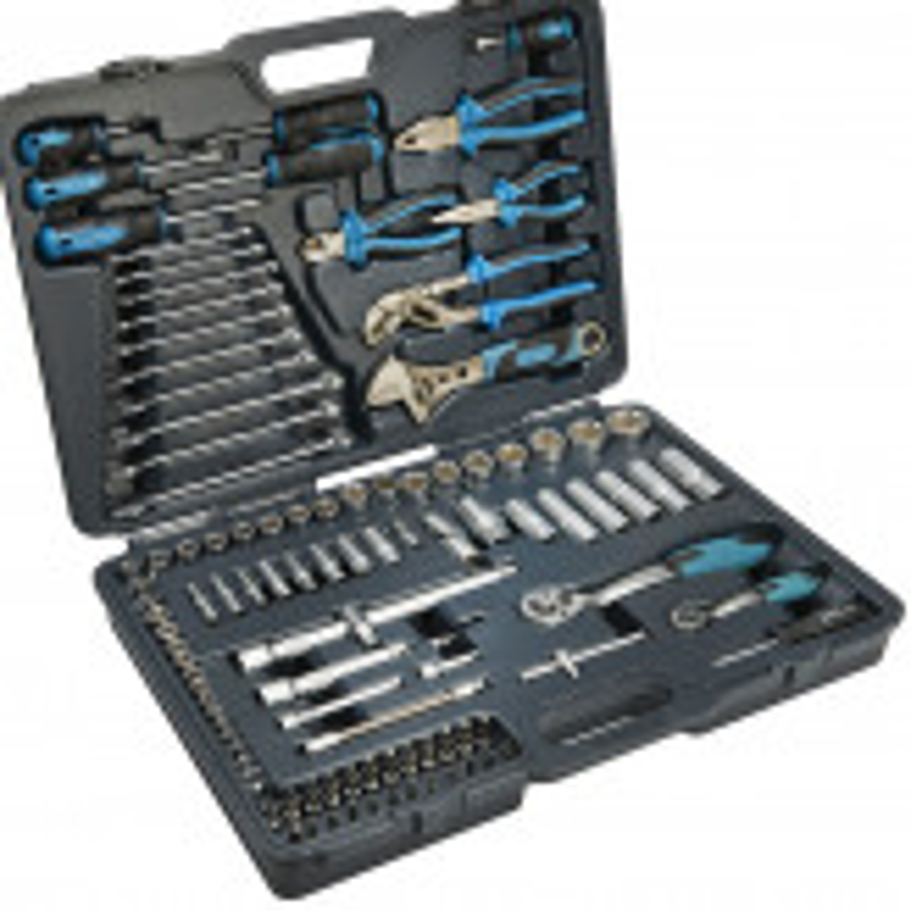 108-teiliger Werkzeugkoffer