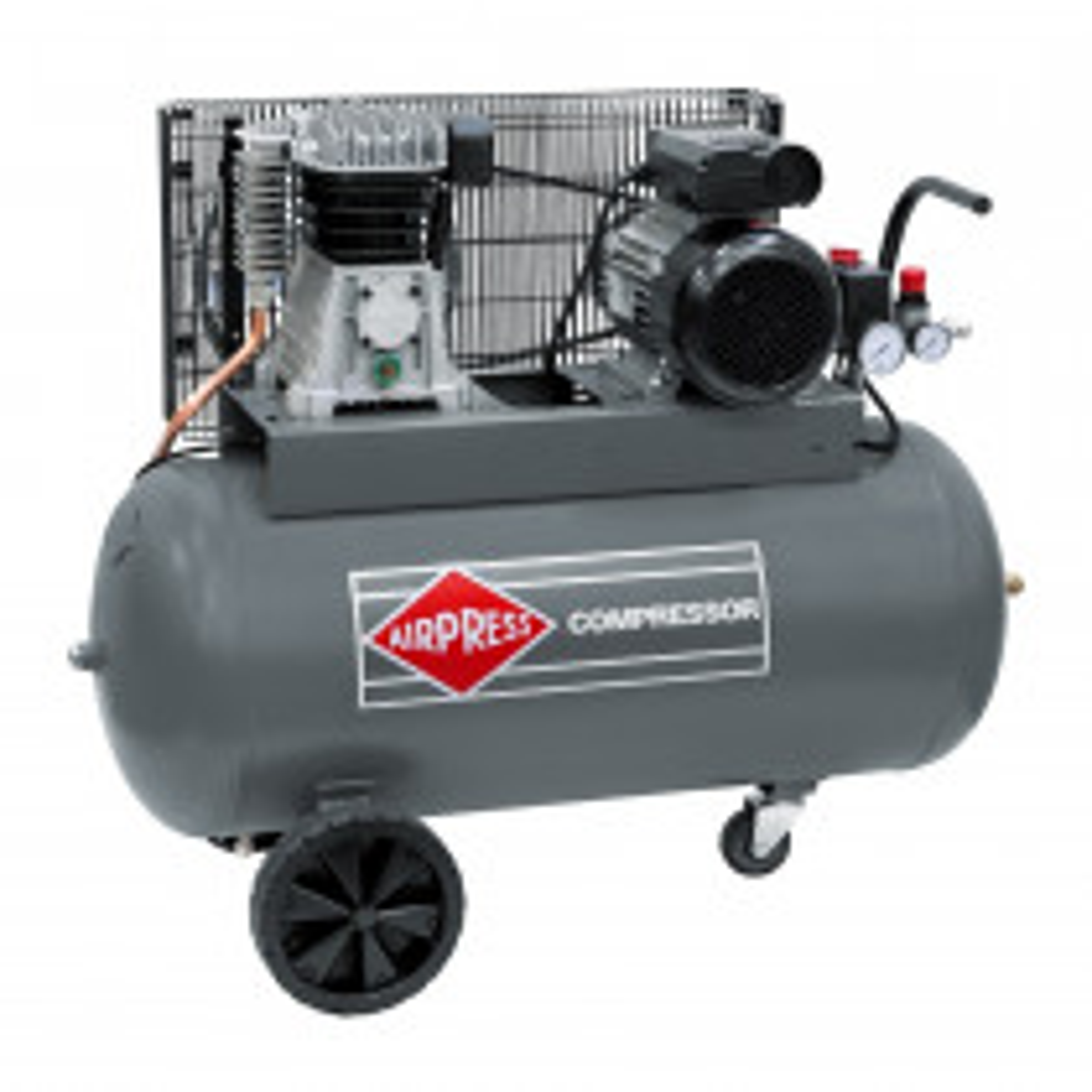 Druckluftkompressor Airpress 375/100 - 230V