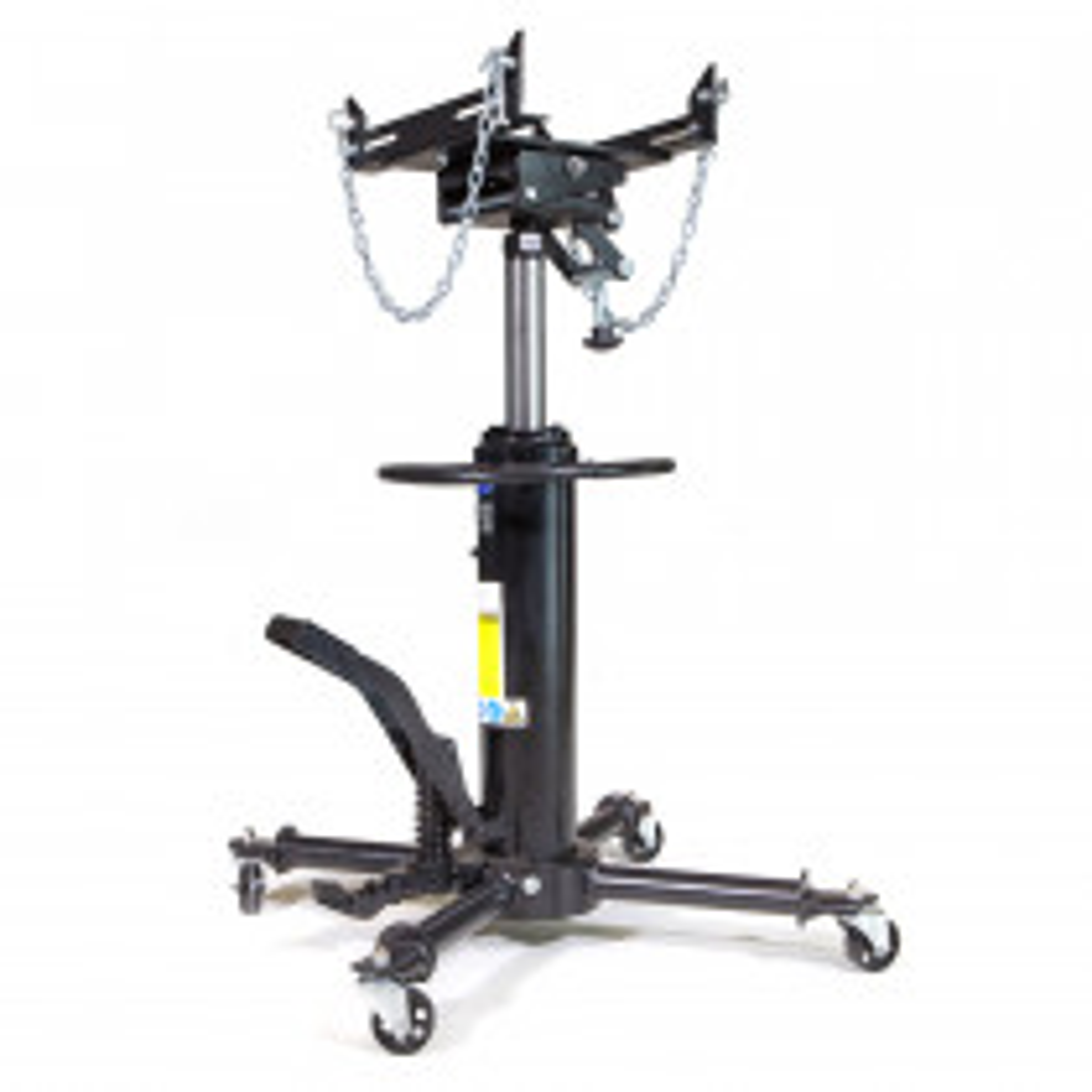 Hydraulischer Getriebeheber mit Adapter - 500 kg