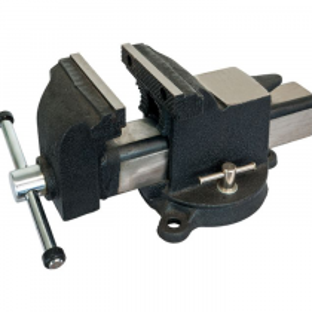 Drehbarer Schraubstock Airpress - 200 mm