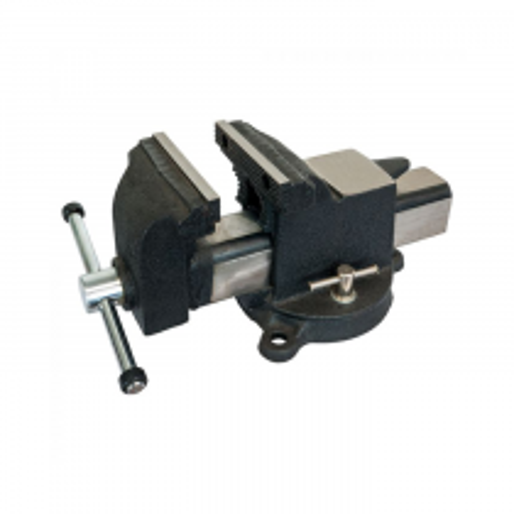 Drehbarer Schraubstock Airpress - 100 mm
