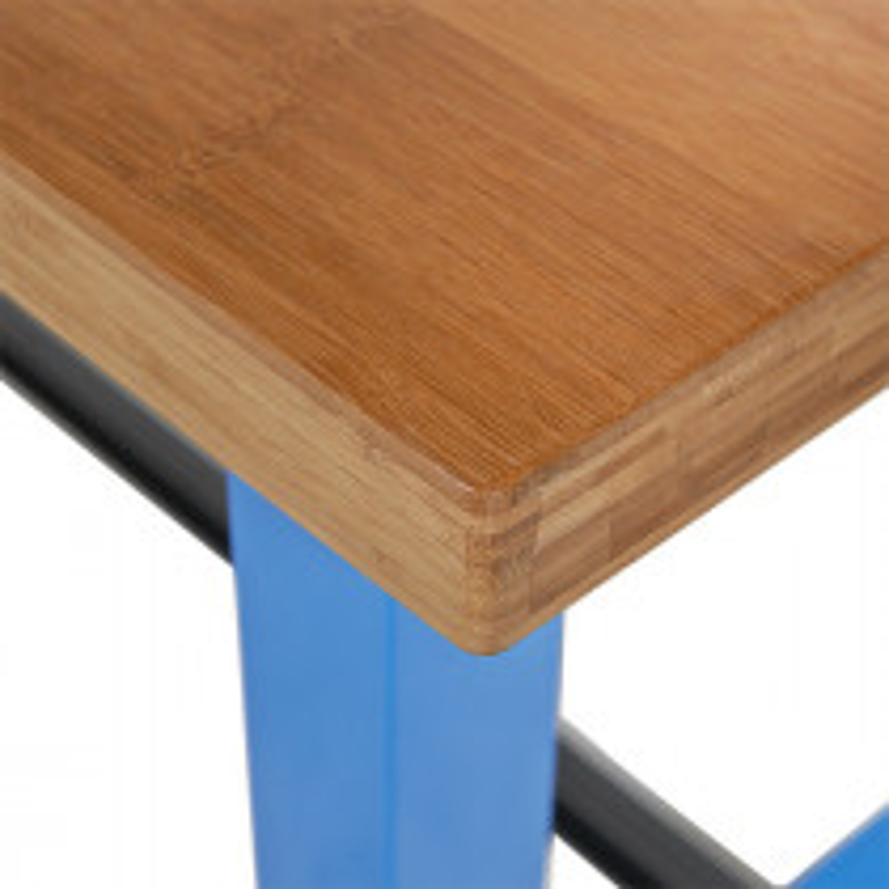 Arbeitsplatte aus Bambus (ECO) - 150 x 61 cm