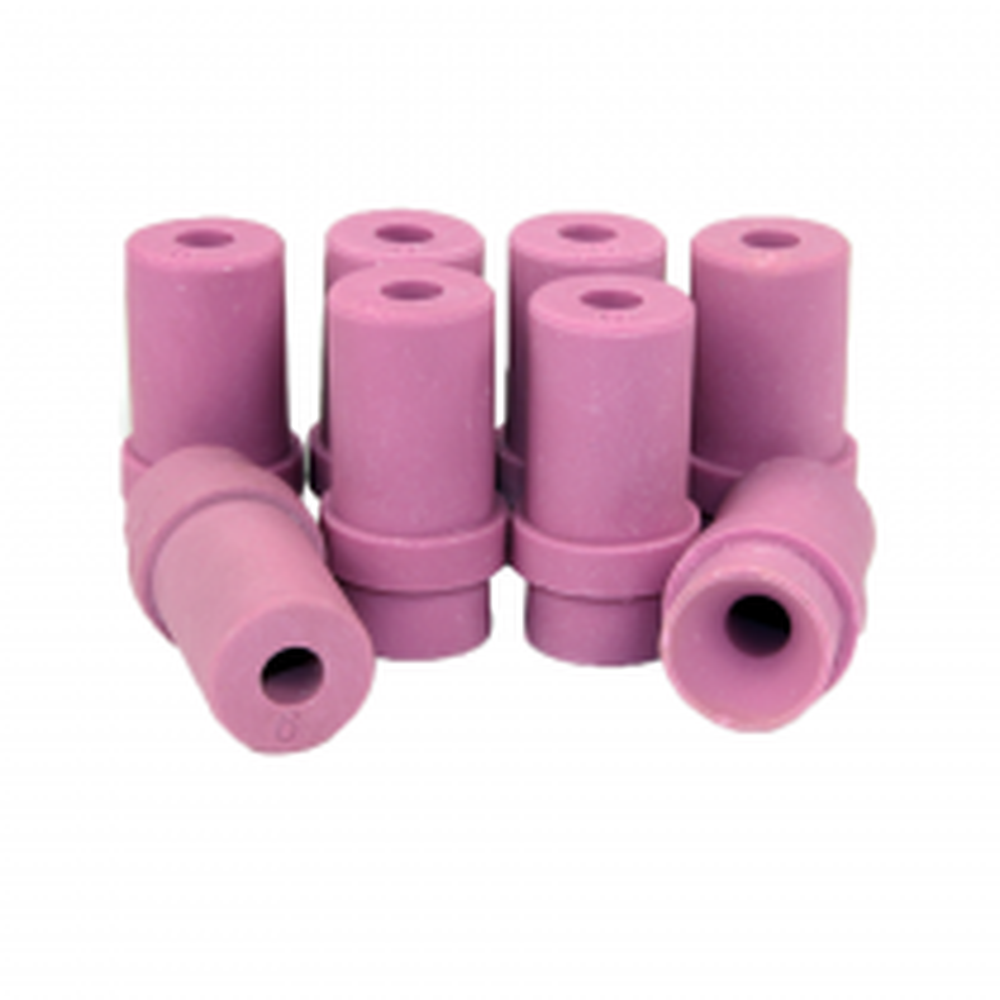 Ersatzdüsen für Strahlkabinen im 8er Set - 6 mm