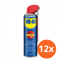 WD-40 Multifunktionsprodukt Smart Straw 450 ml - 12 Stück