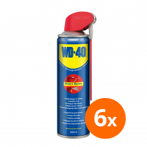 WD-40 Multifunktionsprodukt Smart Straw 450 ml - 6 Stück